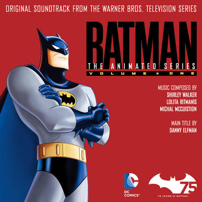 Cover art for Batman: The Animated Series (Volume 1)