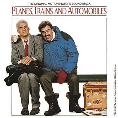 Cover art for Planes, Trains & Automobiles