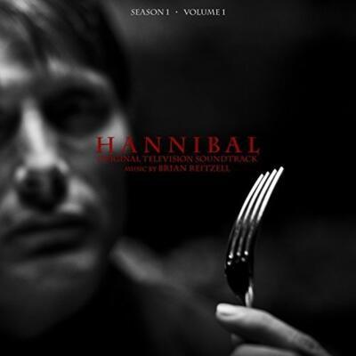 Cover art for Hannibal (Season 1 - Volume 1)