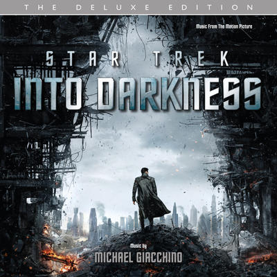 Cover art for Star Trek Into Darkness (The Deluxe Edition)