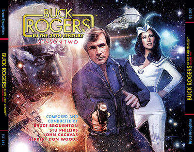 Cover art for Buck Rogers in the 25th Century (Season Two)