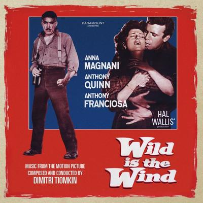 Cover art for Wild Is the Wind