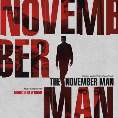 Cover art for The November Man