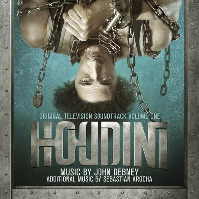 Cover art for Houdini (Volume 1)