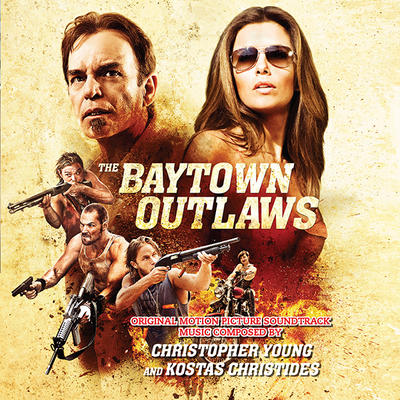 Cover art for The Baytown Outlaws