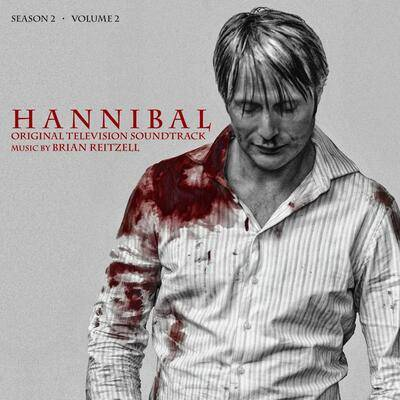 Cover art for Hannibal (Season 2 - Volume 2)