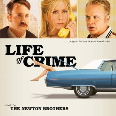 Cover art for Life of Crime