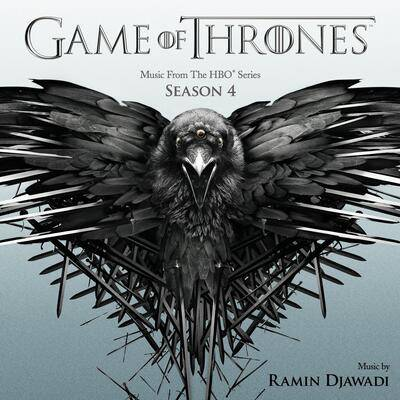 Cover art for Game of Thrones (Season 4 - 'Iron Throne' Transparent Vinyl)