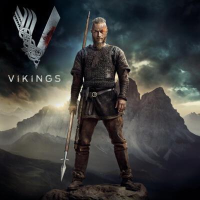 Cover art for Vikings (Season 2 - Silvery Blue Vinyl)