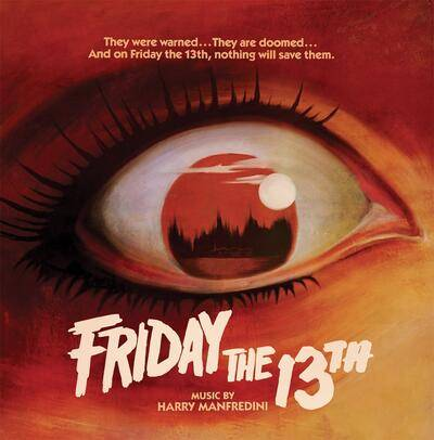 Cover art for Friday the 13th