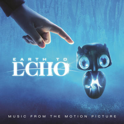 Cover art for Earth to Echo (Light Blue Transparent Vinyl)