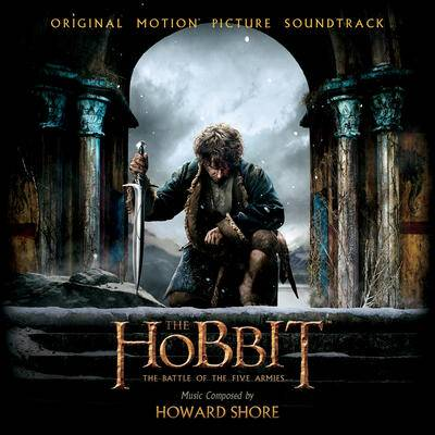 Cover art for The Hobbit: The Battle of the Five Armies