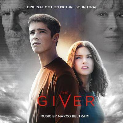 Cover art for The Giver