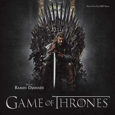 Cover art for Game of Thrones: Season 1 (Music From The HBO Series) (Black Friday Record Store Day 2014 Variant)