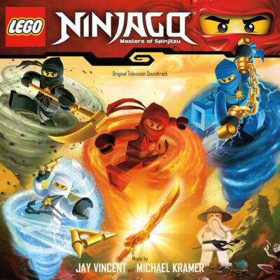 Cover art for Ninjago: Masters of Spinjitzu