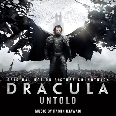 Cover art for Dracula Untold