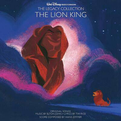 Cover art for The Lion King
