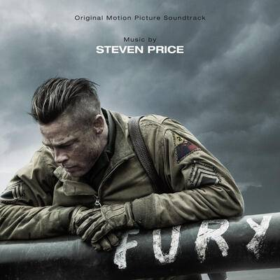 Cover art for Fury