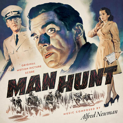 Cover art for Mant Hunt