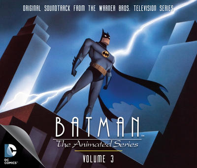 Cover art for Batman: The Animated Series (Volume 3)