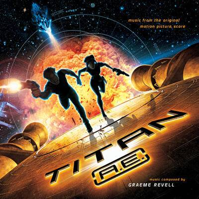 Cover art for Titan A.E.