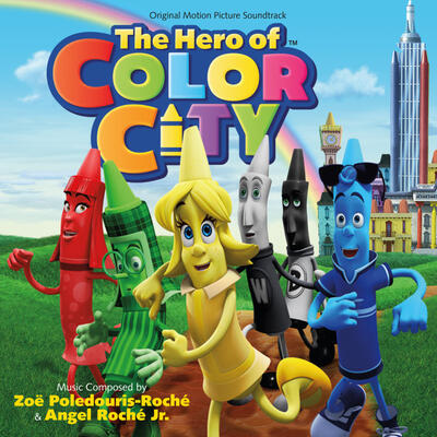 Cover art for The Hero of Color City
