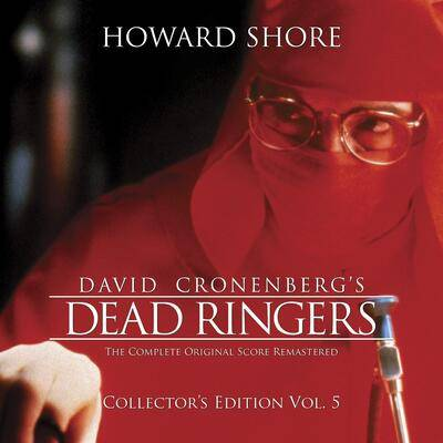 Cover art for Dead Ringers
