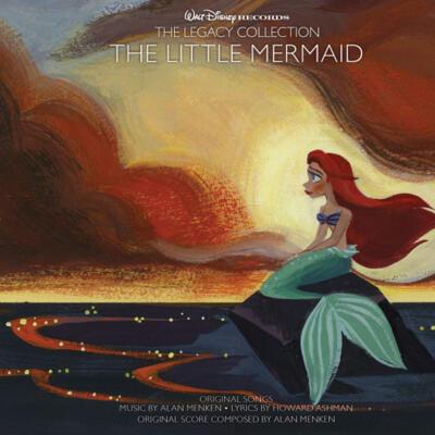 Cover art for The Little Mermaid