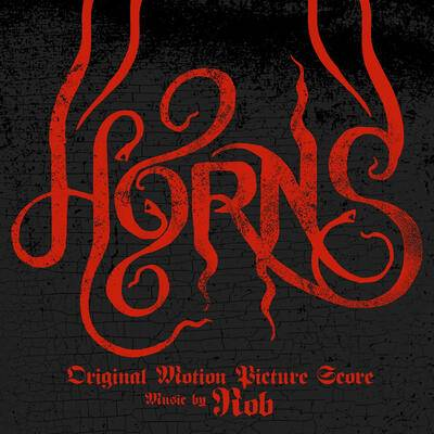 Cover art for Horns