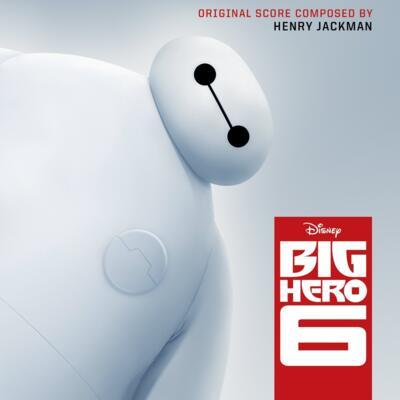 Cover art for Big Hero 6