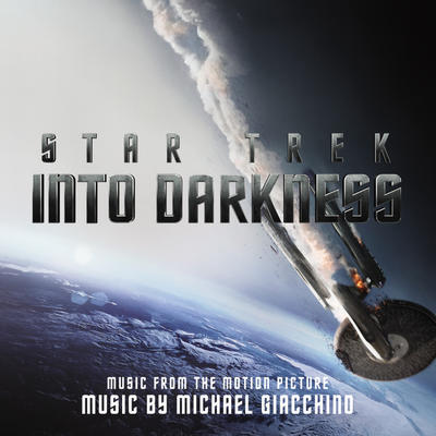 Cover art for Star Trek Into Darkness