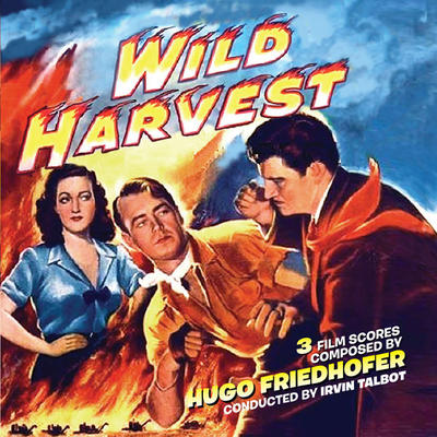 Cover art for Wild Harvest / No Man of Her Own / Thunder in the East