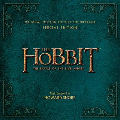 Cover art for The Hobbit: The Battle of the Five Armies (Special Edition)