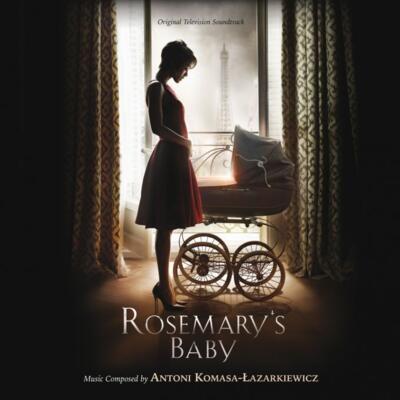 Cover art for Rosemary's Baby