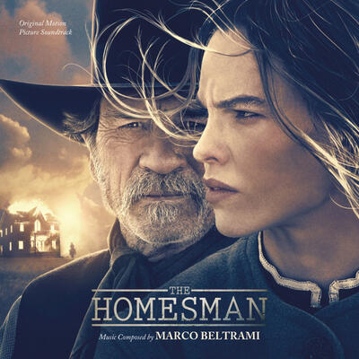Cover art for The Homesman