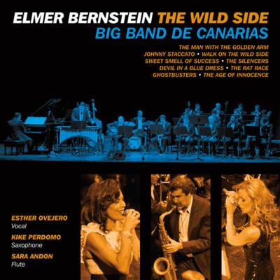 Cover art for Elmer Bernstein: The Wild Side