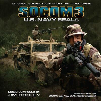 Cover art for Socom 3: U.S. Navy Seals / Socom U.S. Navy Seals: Combined Assault