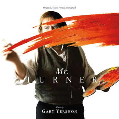 Cover art for Mr. Turner