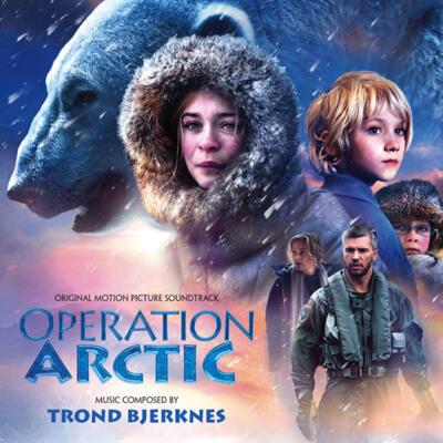 Cover art for Operasjon Arktis