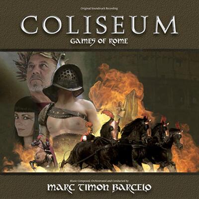 Cover art for Coliseum
