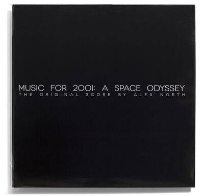 Cover art for Music From 2001: A Space Odyssey (The Original Score)