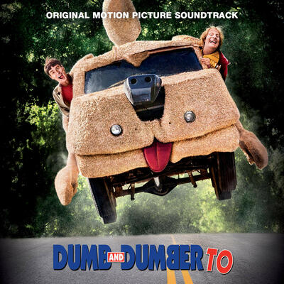 Cover art for Dumb and Dumber To