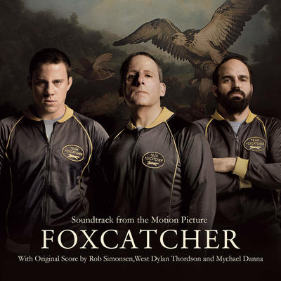 Cover art for Foxcatcher