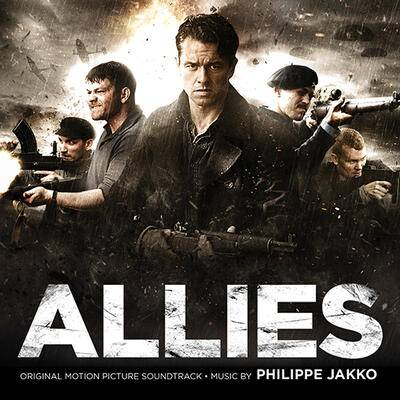 Cover art for Allies