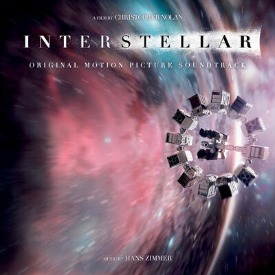 Cover art for Interstellar (Original Motion Picture Soundtrack)