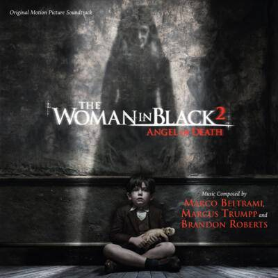 Cover art for The Woman in Black 2: Angel of Death (Original Motion Picture Soundtrack)