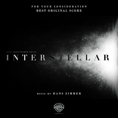 Cover art for Interstellar (For Your Consideration - Best Original Score)