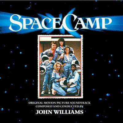 Cover art for SpaceCamp