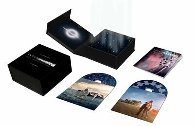 Cover art for Interstellar: Illuminated Star Projection Edition (Original Motion Picture Soundtrack)