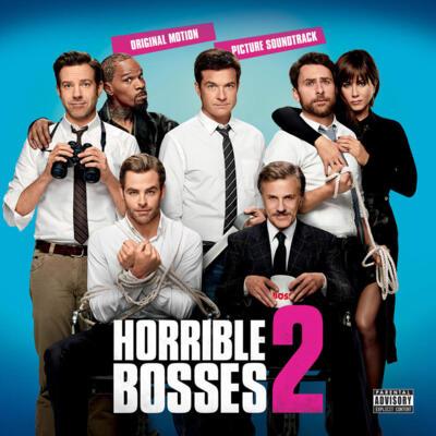 Cover art for Horrible Bosses 2